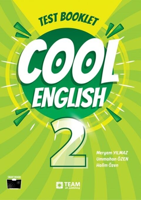 Team ELT Publishing 2. Sınıf Cool English Test Booklet
