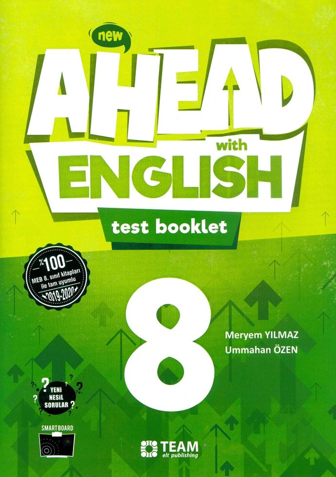Team ELT Publishing 8. Sınıf Ahead With English Test Booklet