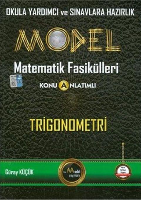 Gür Yayınları Model Matematik Fasikülleri Trigonometri Konu Anlatımlı