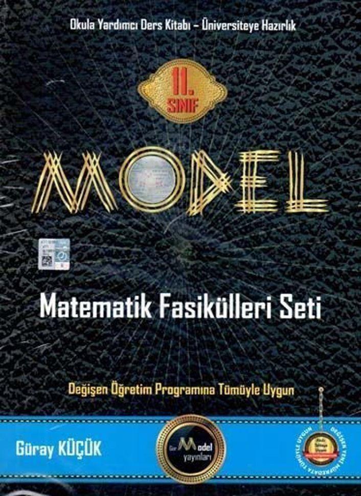 Gür Yayınları 11. Sınıf Model Matematik Fasikülleri Seti