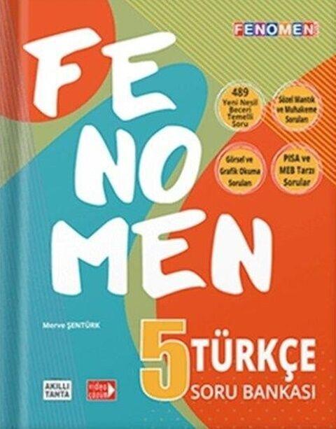 Gama Okul Yayınları 5. Sınıf Türkçe Fenomen Soru Bankası