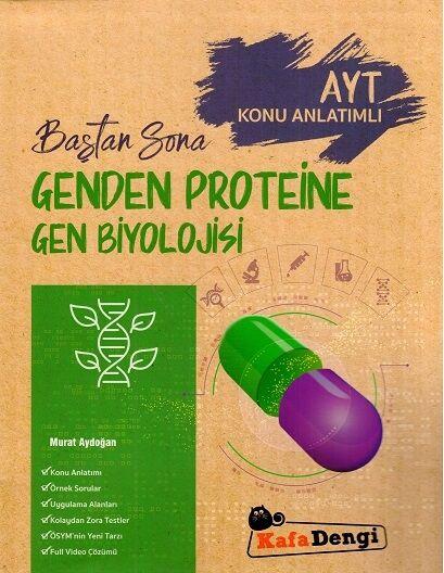 Baştan Sona Gen Biyolojisi  Kafa Dengi Yayınları