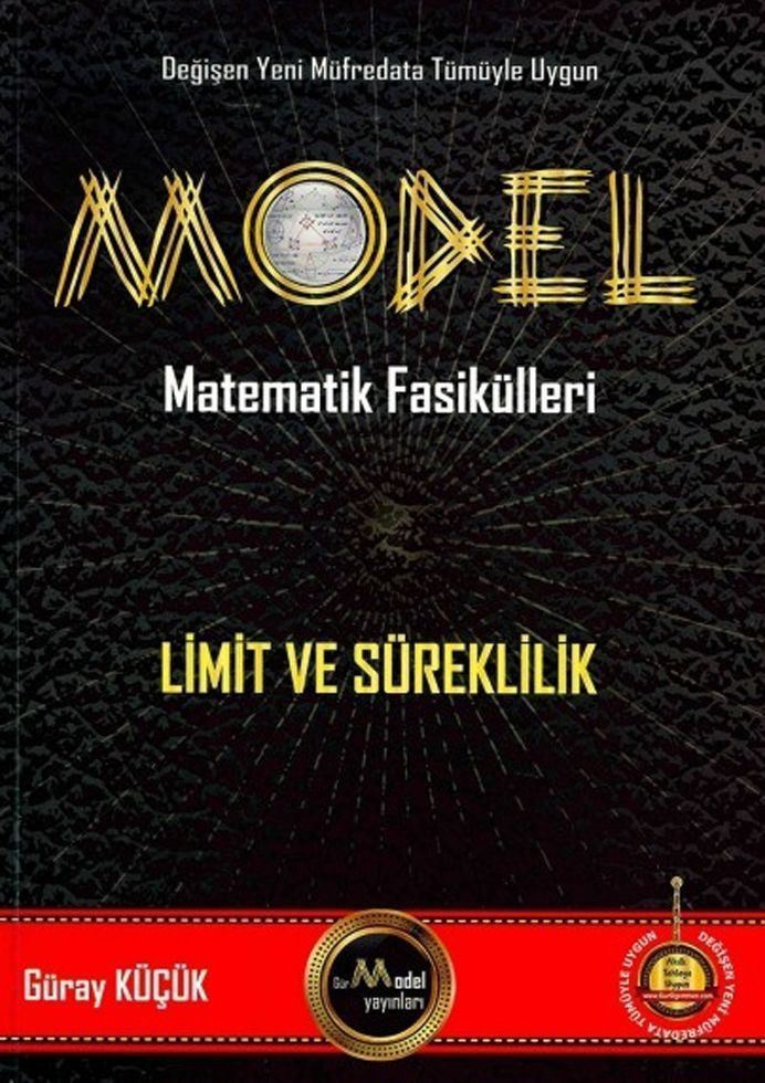 Gür Yayınları Model Matematik Fasikülleri Limit ve Süreklilik