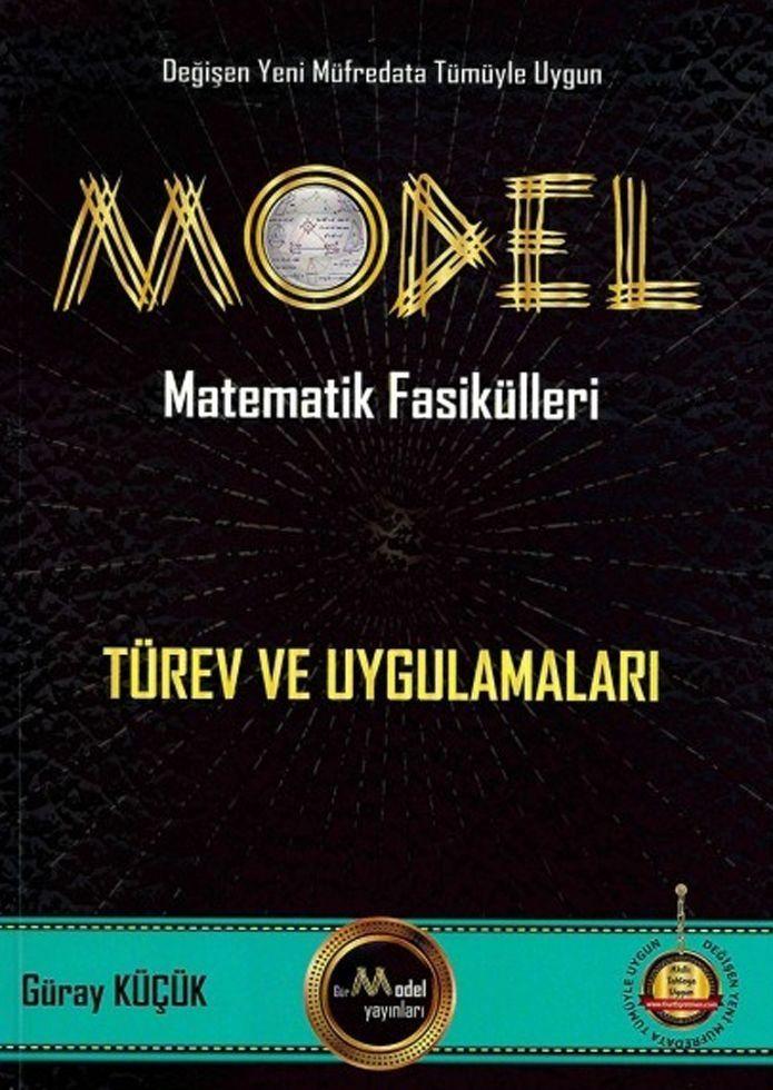 Gür Yayınları Model Matematik Fasikülleri Türev ve Uygulamaları