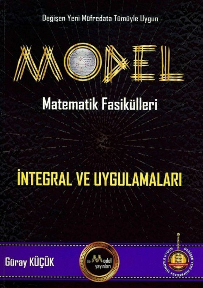 Gür Yayınları Model Matematik Fasikülleri İntegral ve Uygulamaları
