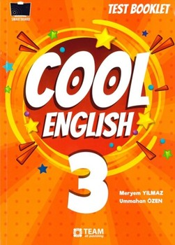 Team ELT Publishing 3. Sınıf Cool English Test Booklet