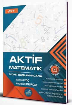 Aktif Öğrenme Yayınları AYT Aktif Matematik 0 dan Başlayanlara