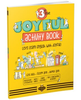 Bee Publishing 3. Sınıf Joyful Activity Book