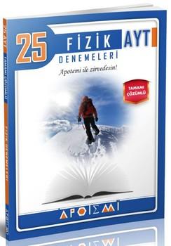 Apotemi AYT Fizik 25 li Denemeleri