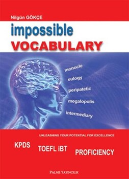Palme Yayınları Impossible Vocabulary