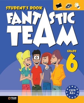 Team Elt Publishing 6. Sınıf Fantastic Team Grade Student's Book