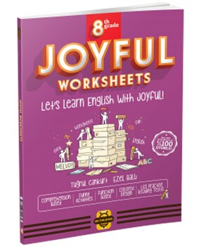 Bee Publishing 8. Sınıf My Joyful Worksheets