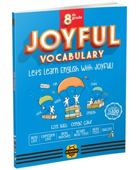 Bee Publishing 8. Sınıf My Joyful Vocabulary Book