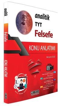 Merkez Yayınları TYT Felsefe Analitik Konu Anlatımı